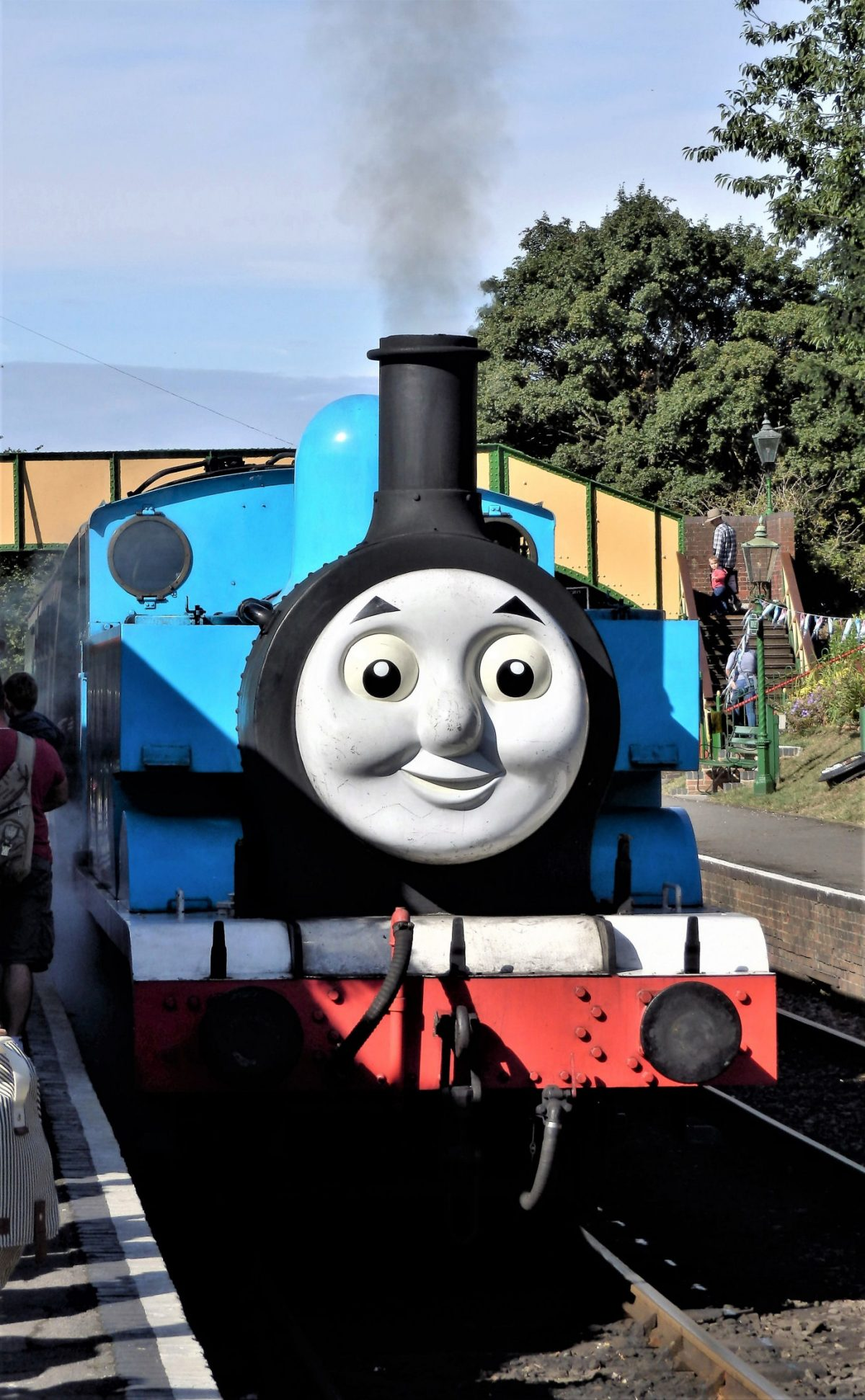 A Day Out With Thomas (B)