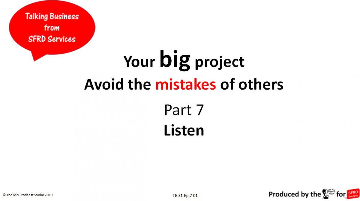 Listen – Talking Business