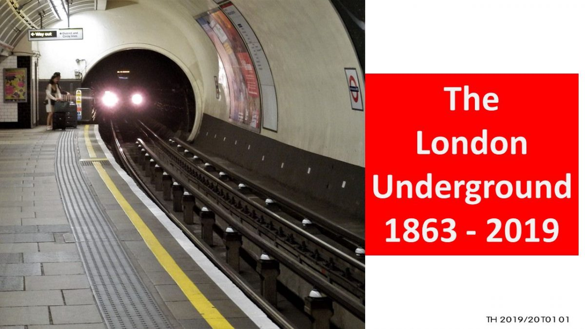 London Underground – Disused Stations