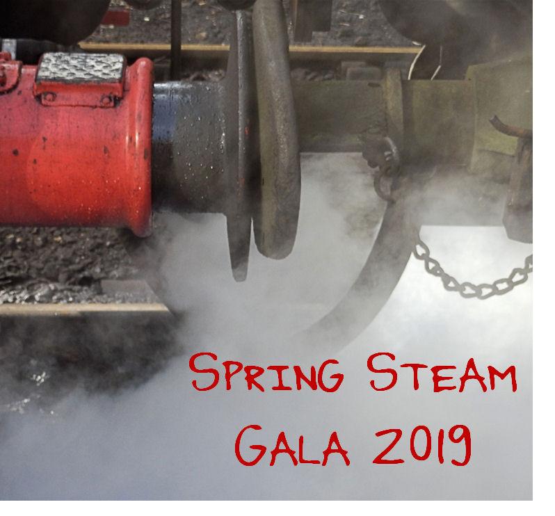 Spring Steam Gala 2019