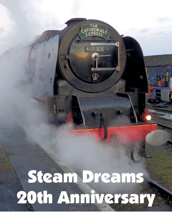 Steam Dreams 20th Anniversary