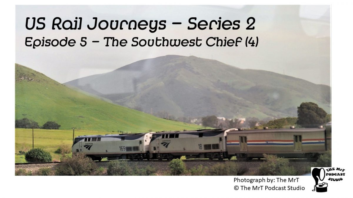 The Southwest Chief part 4