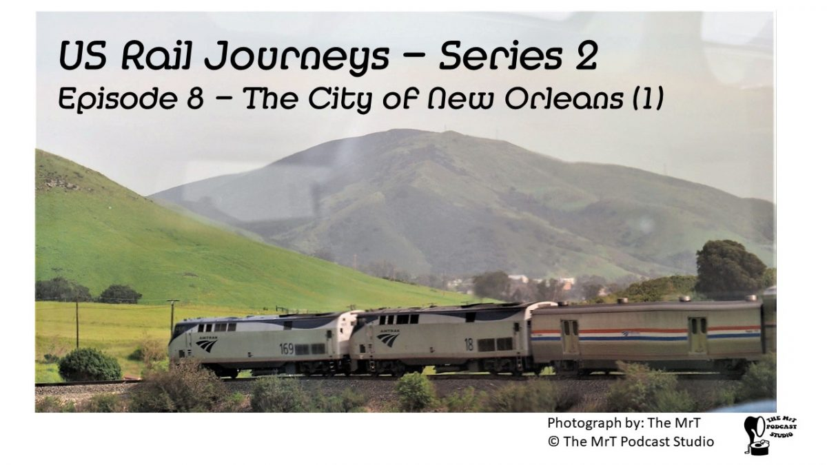 The City of New Orleans part 1