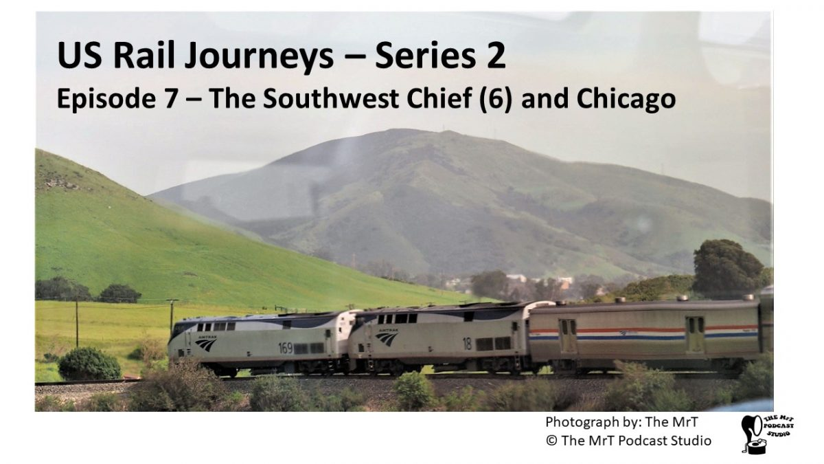 The Southwest Chief part 6