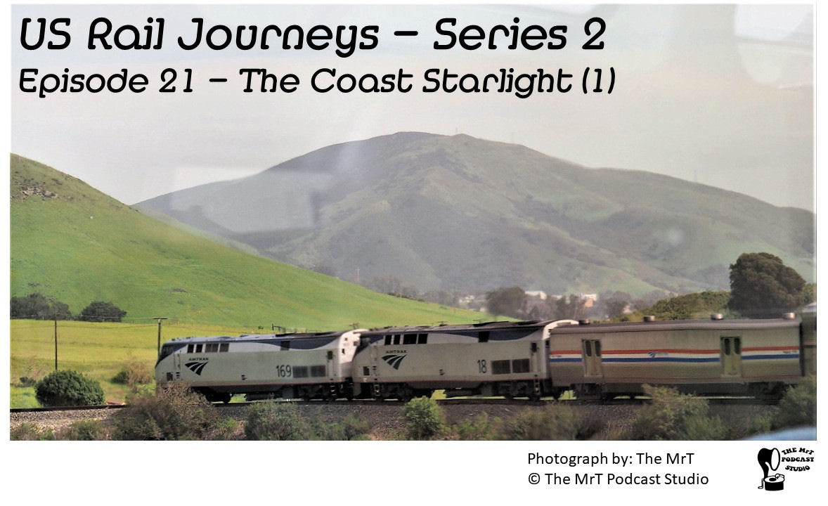 The Coast Starlight (1)