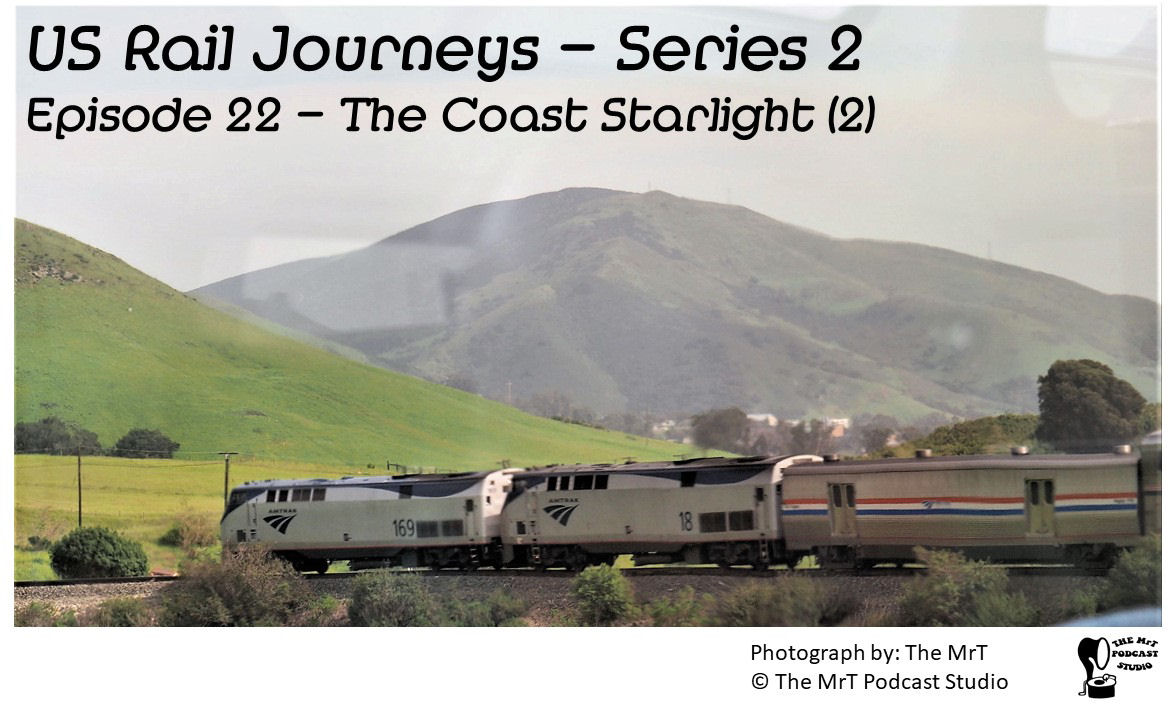 The Coast Starlight (2)