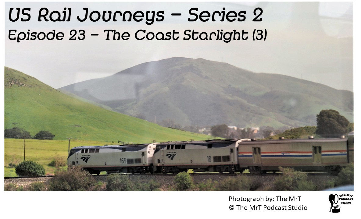 The Coast Starlight (3)