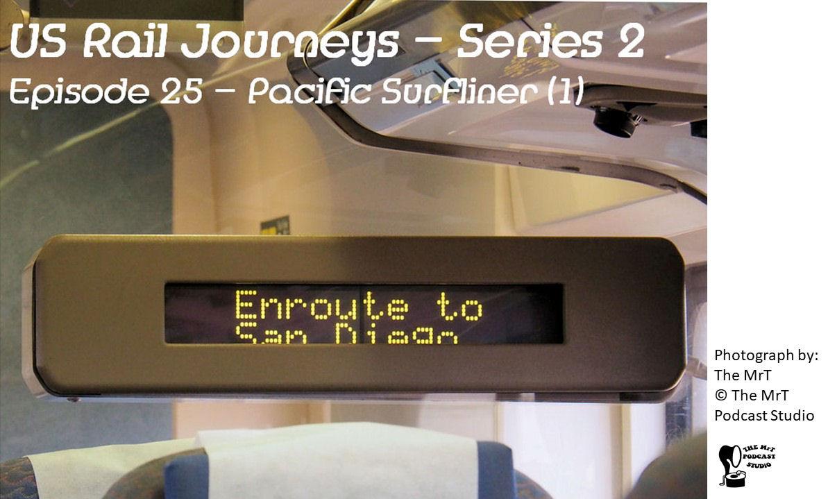 The Pacific Surfliner (1)