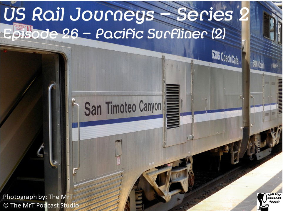 The Pacific Surfliner (2)