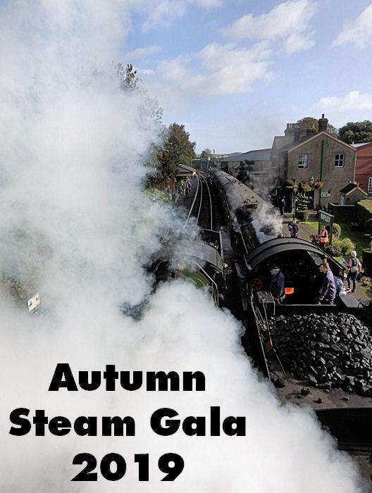 LotWL Episode 31 – Autumn Steam Gala 2019