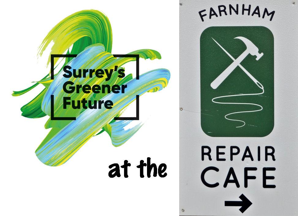 Farnham Repair Café update – SGF 11