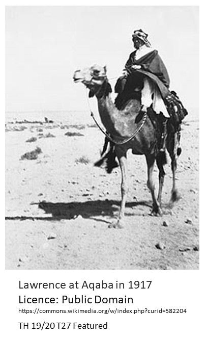 TH 19 20 T27 The Talented and Tormented T E Lawrence part 2